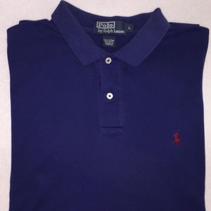 Polo by Ralph Lauren Large Short Sleeve Shirt